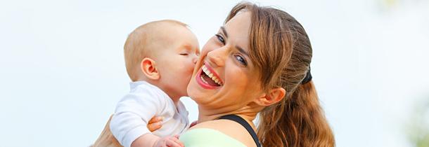 baby verweigert eine brust